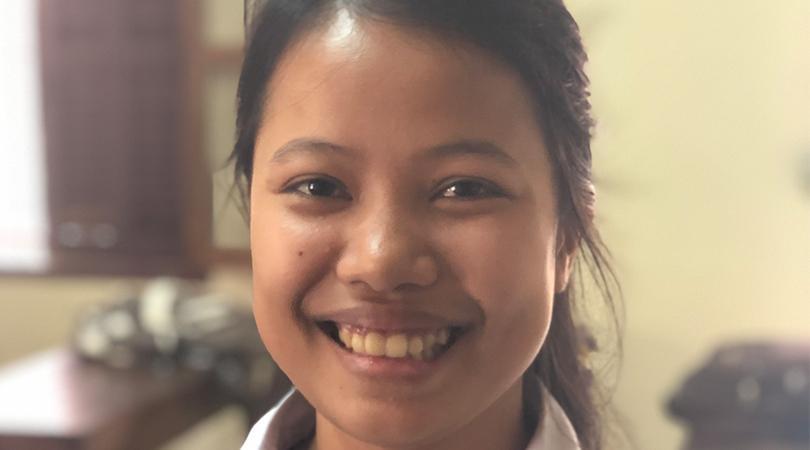 Portrait de Sreykhay